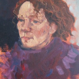 portrait of Ann Hardy