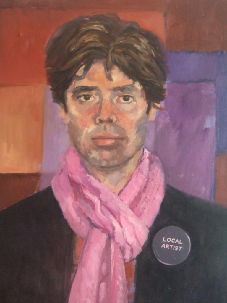 David Chandler, popular local artist