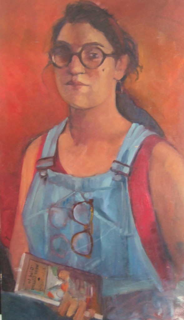 'Glad to Wear Glasses', 1990