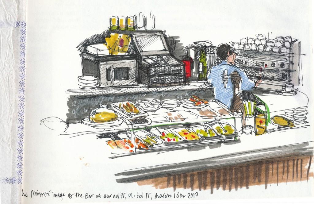 Bar del Pí, BCN
