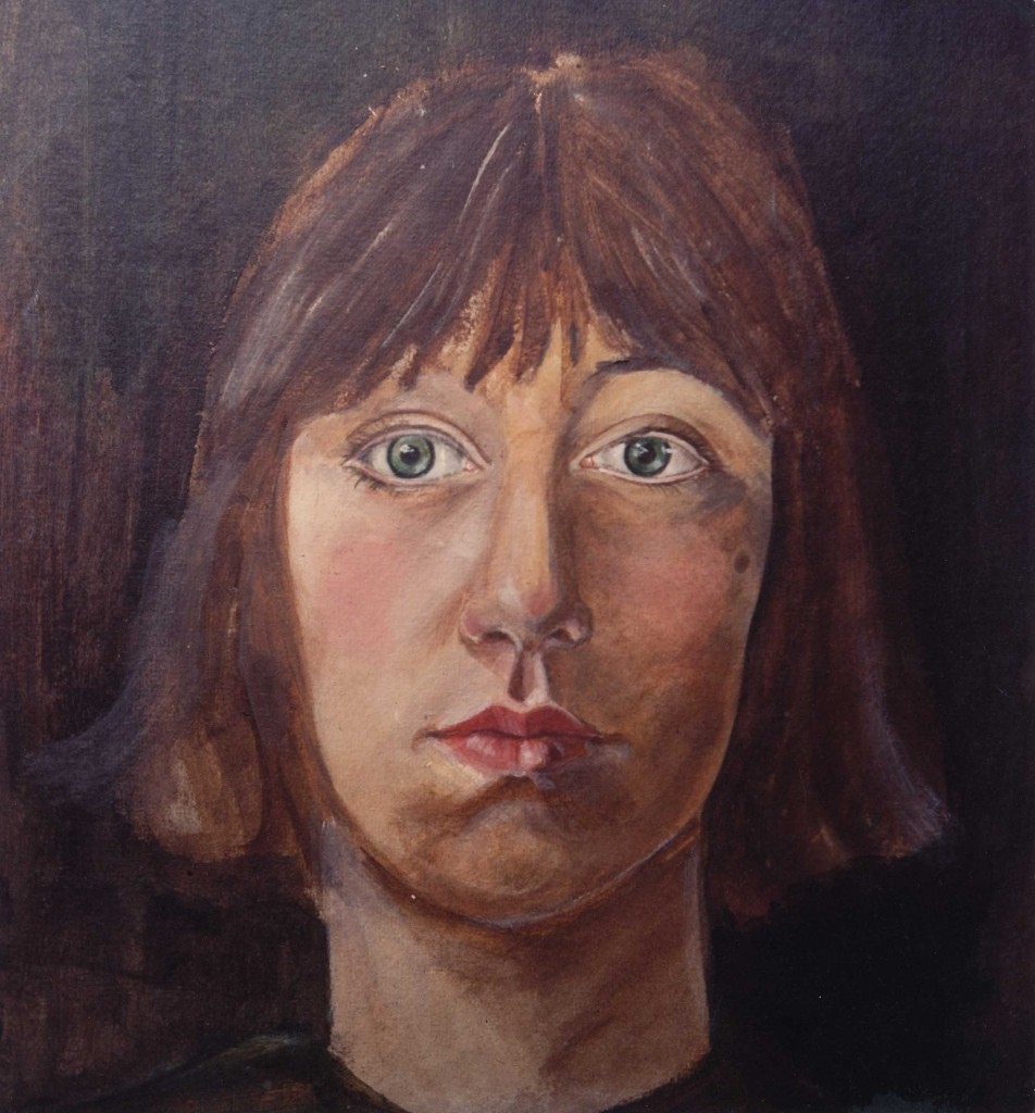 self portrait 1982
