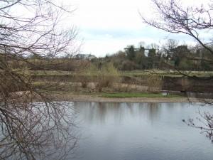 river bathing station, ure, ripon