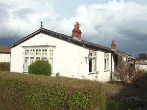 Officer's bungalow, Lark Lane, Ripon