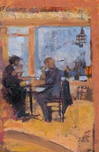 The Garden Café, Frome