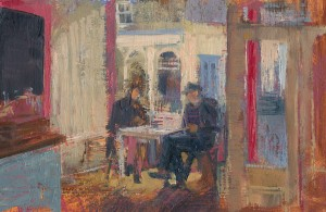 The Little Red Café, Frome