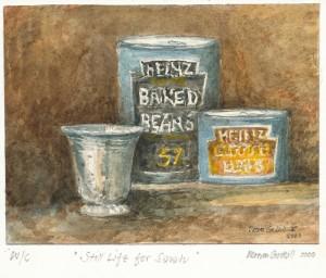 'Still Life for Sarah' - Vernon Godsill